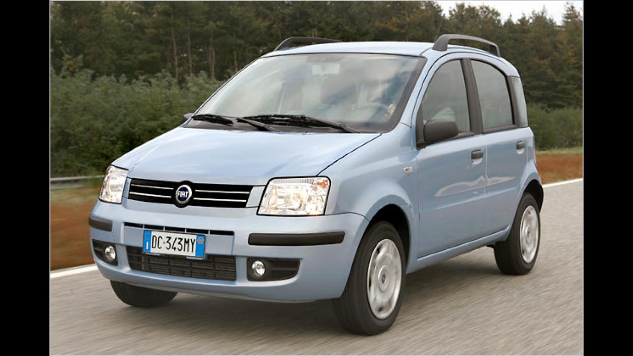 Fiat Panda (kürzeste Version)