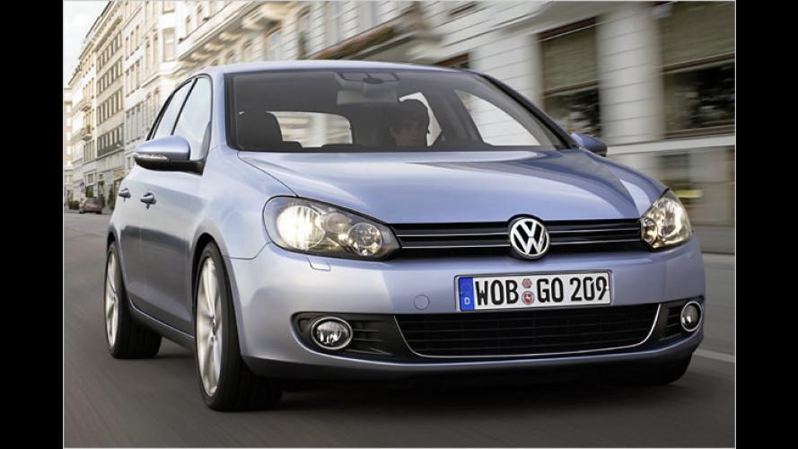 Zulassungsstatistik 2009: Die beliebtesten Autos der Deutschen