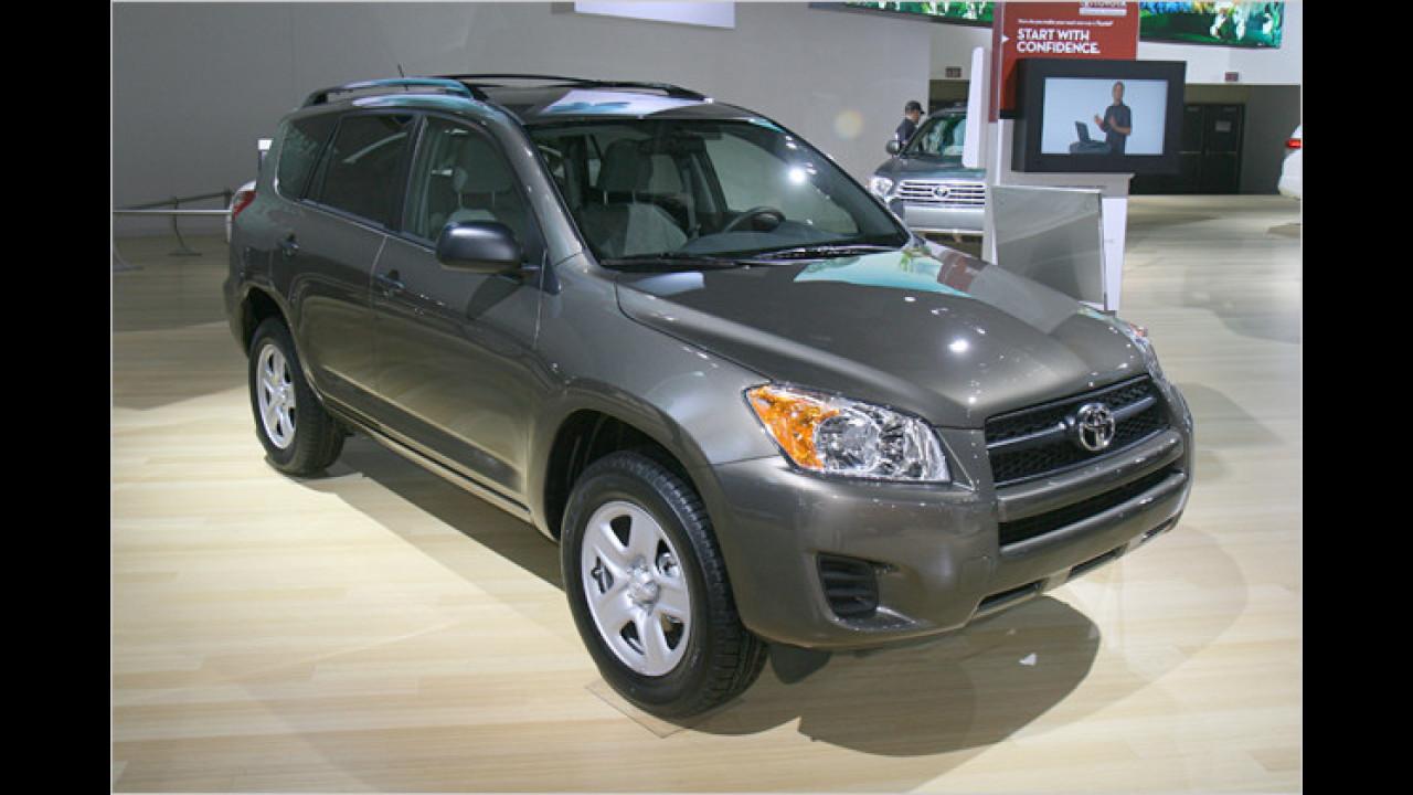 Platz 12: Toyota RAV4