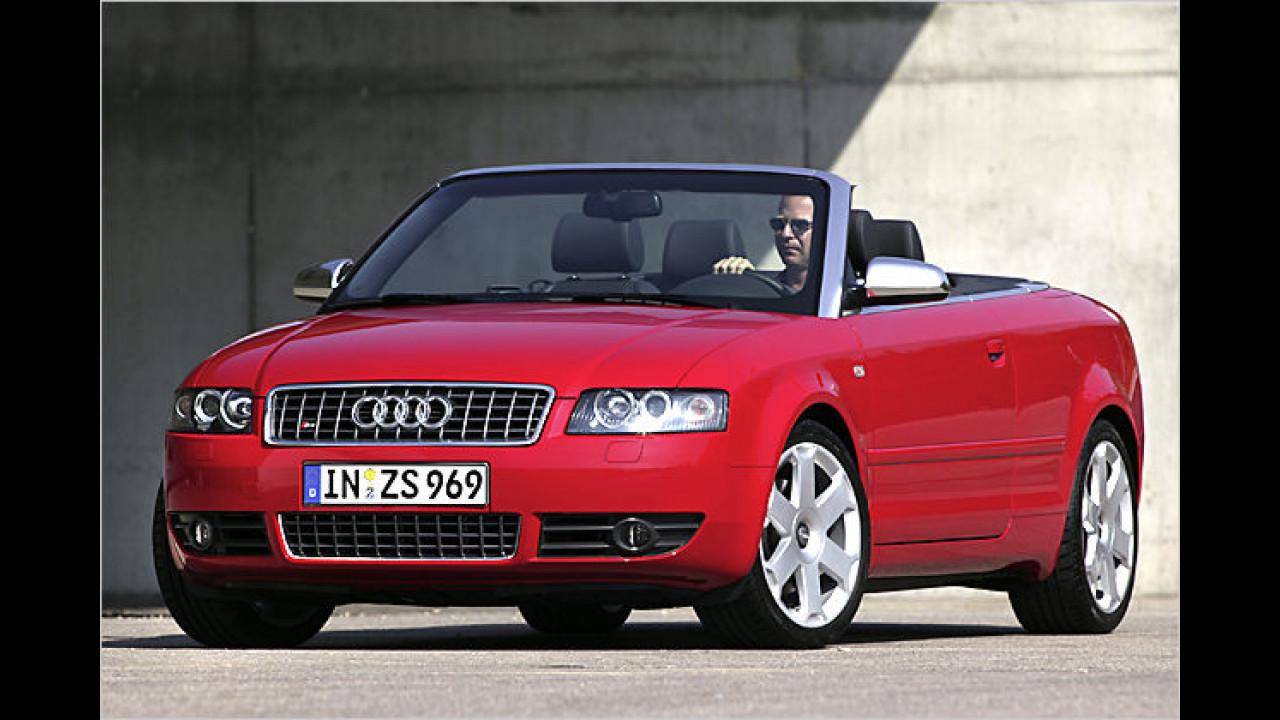 Audi A4 Cabriolet 3.0 TDI