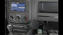 Neues Patriot-Interieur