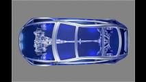 Subaru RWD Sports Car