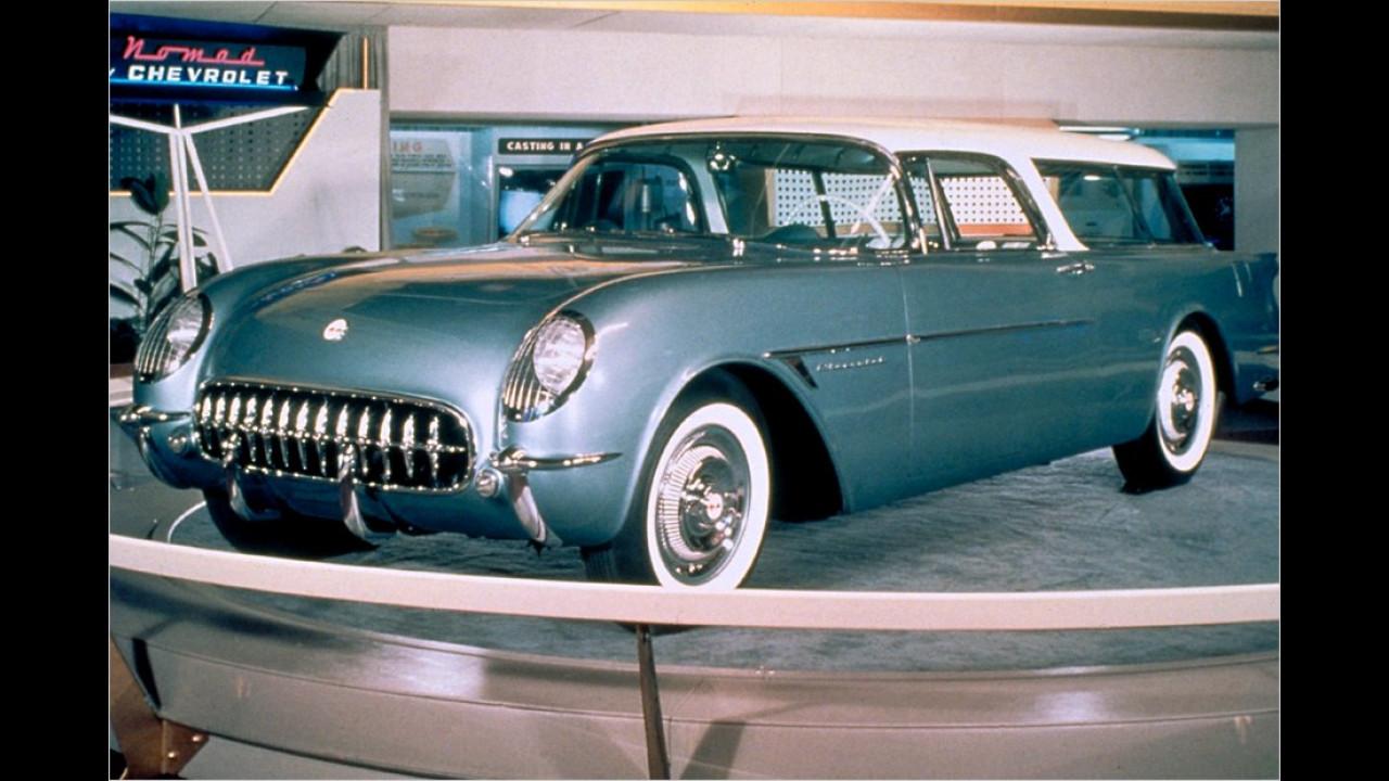 Nomad Concept (1954)
