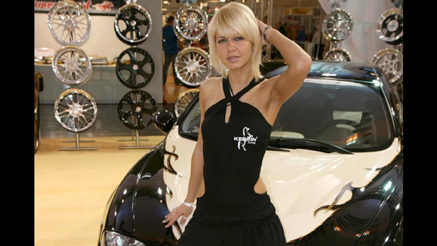 Essen Motor Show: Die heißesten Fahrgestelle und Autos