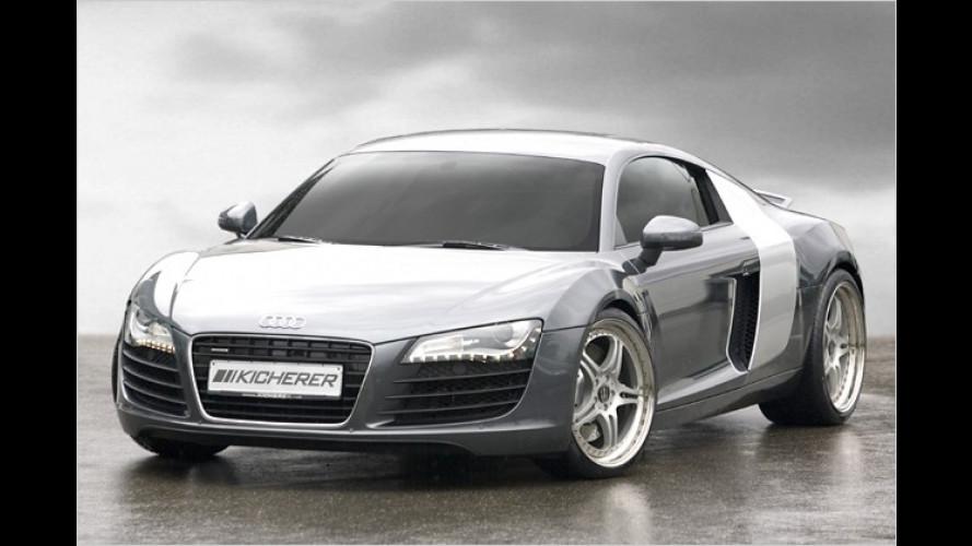 Scharf gemacht: Tuner Kicherer bringt Audi R8 in Topform