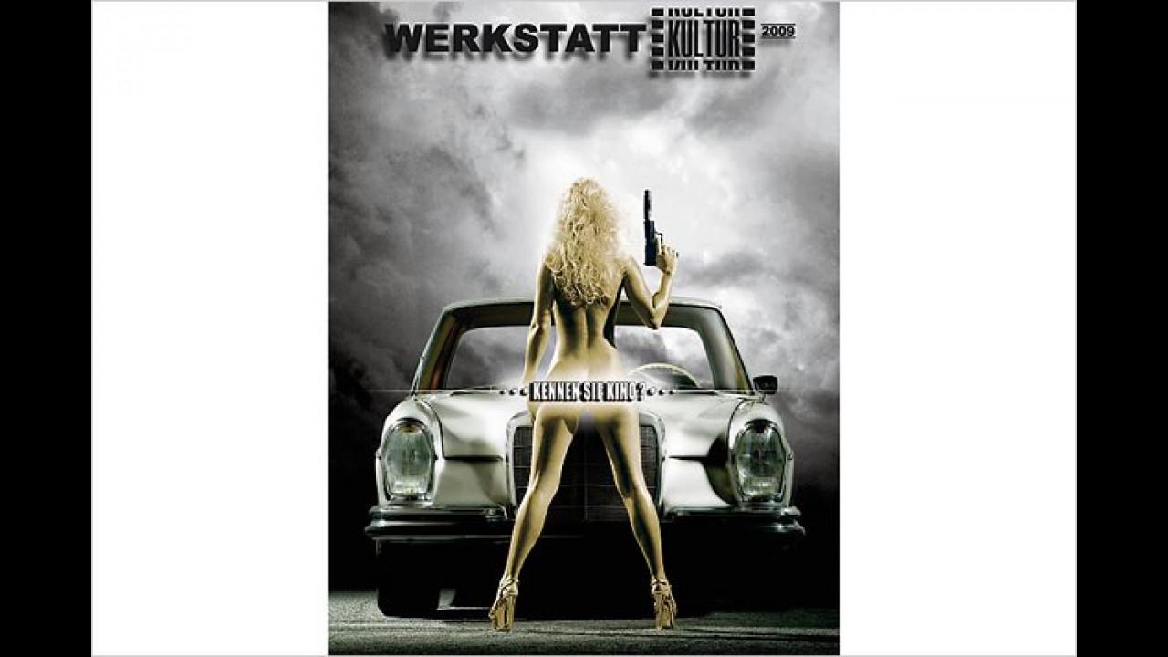 Werkstattkultur-Kalender 2009