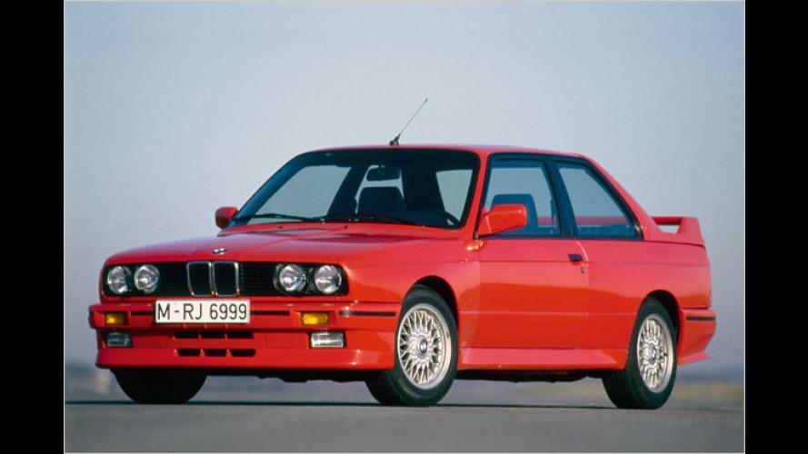 Von München nach Le Mans: 25 Jahre BMW M3
