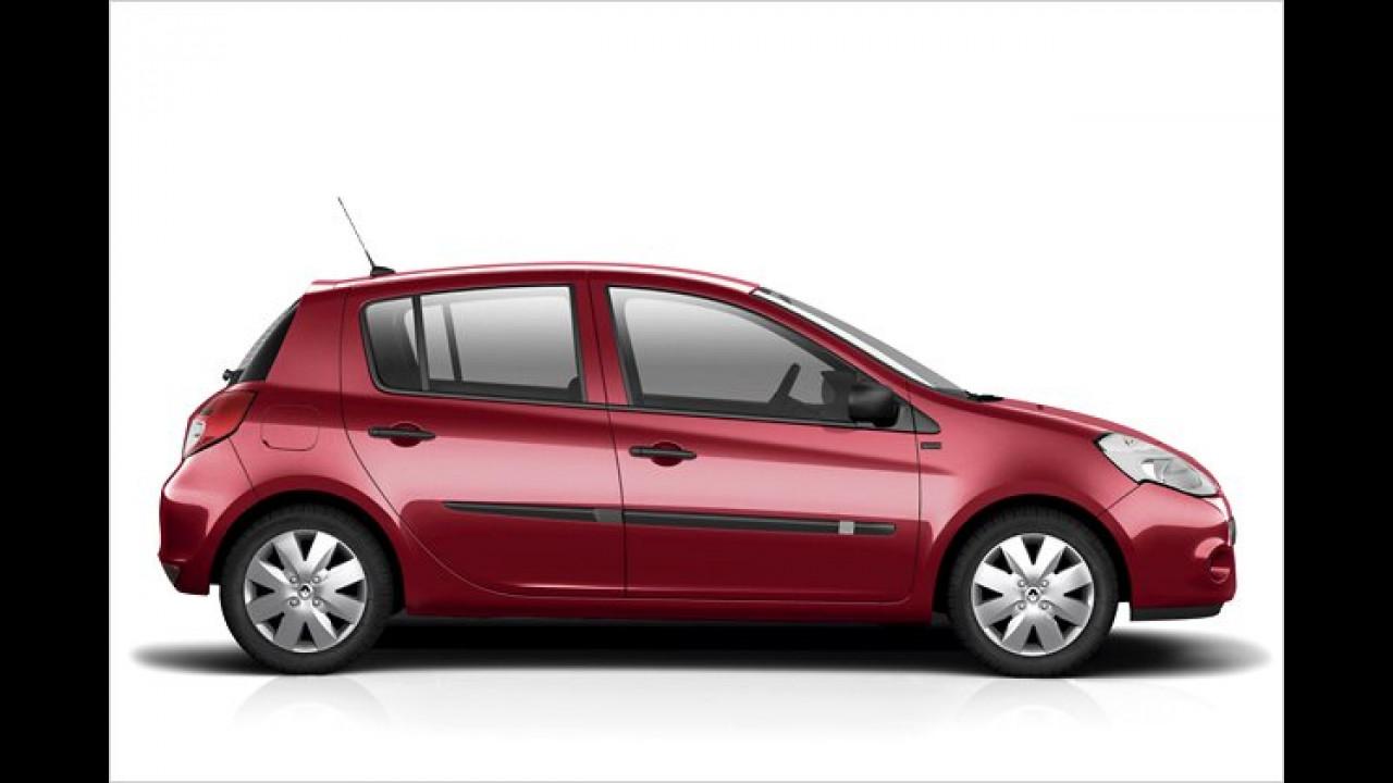 Renault Yahoo!-Modelle