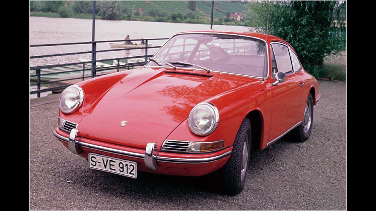 Platz 5: Porsche 911/912