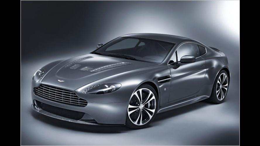 Aston-Coupé mit V12-Motor: Das ist der eiligste Martin