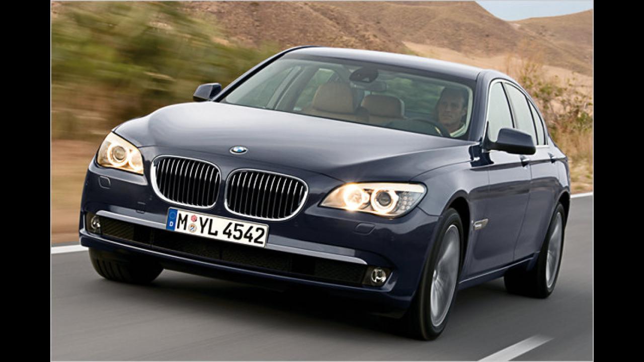 Alternative: BMW 750i