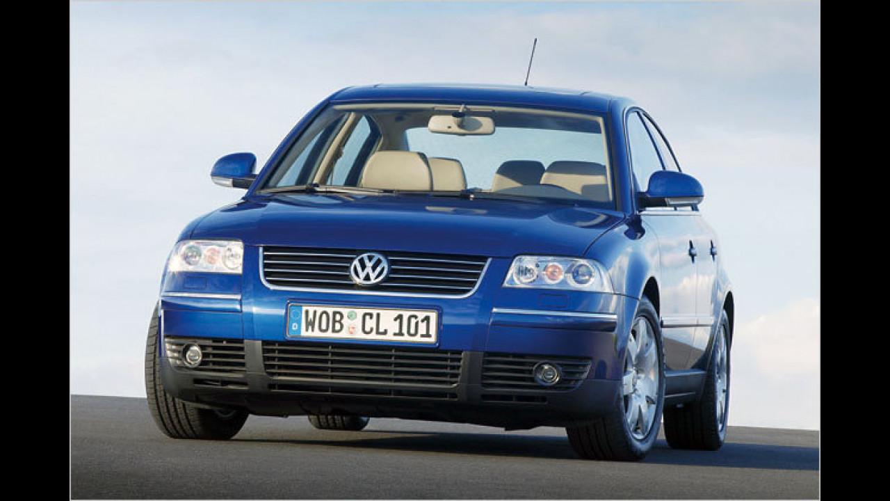 VW Passat V6 2.5 TDI