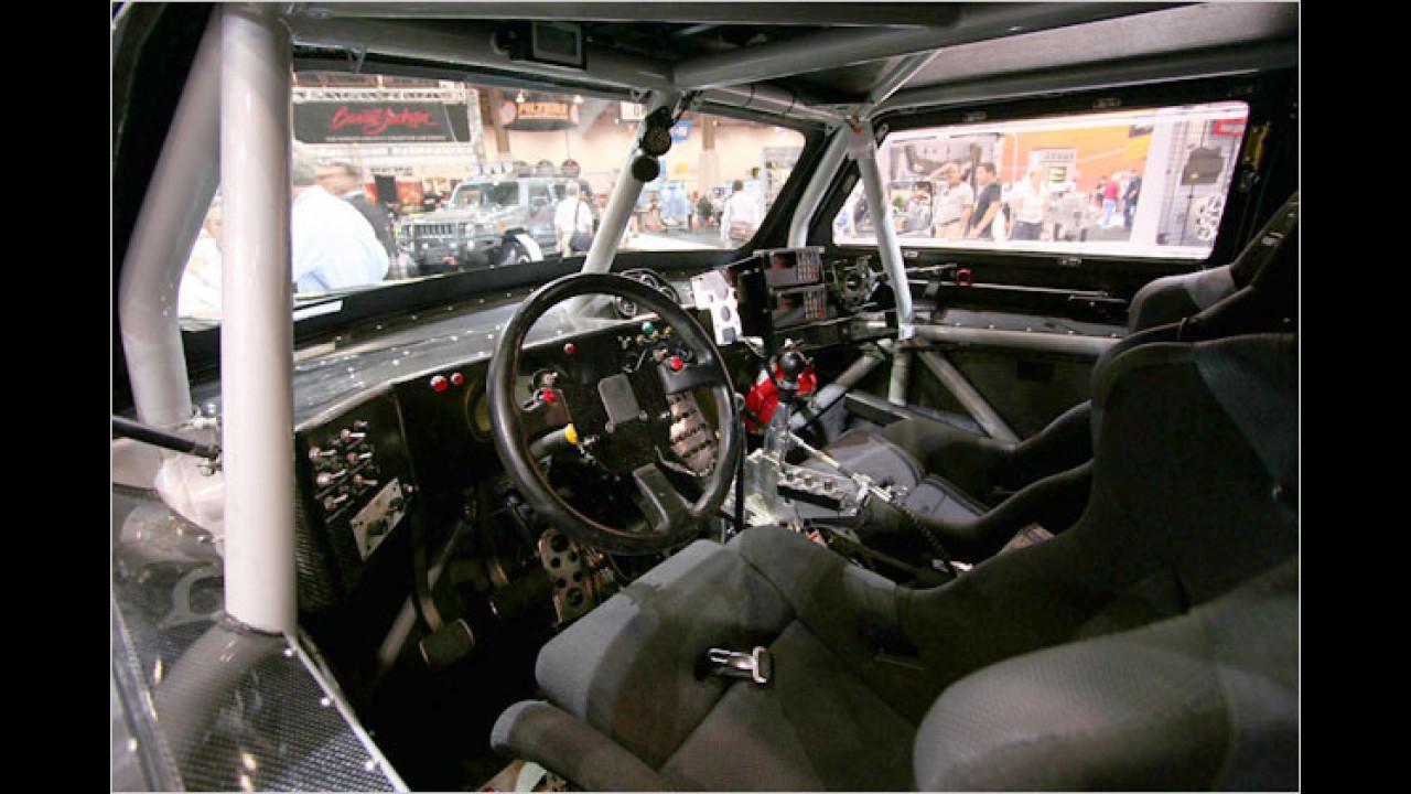 Hummer Robby Gordon Off-Road