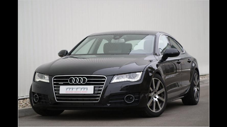 Audi A7 3.0 TDI quattro von MTM: Der Bär wird stärker