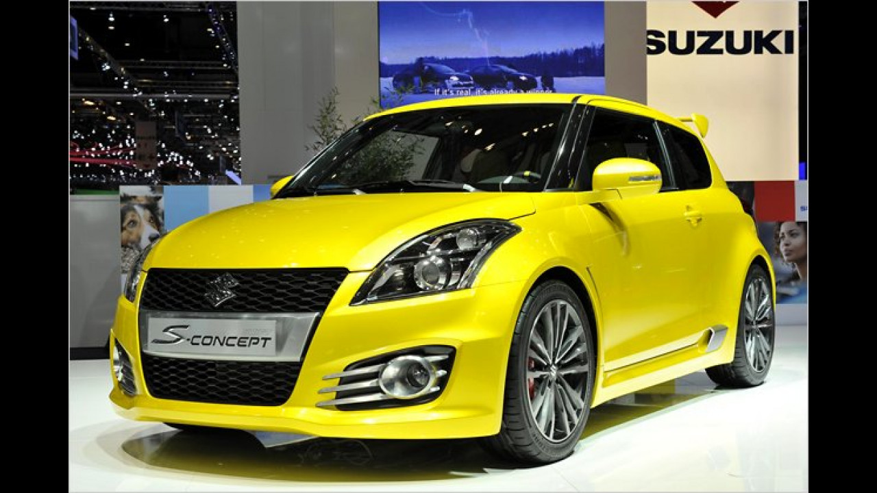 Suzuki Swift S-Concept