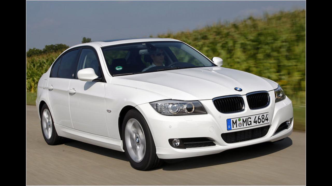 Mittelklasse: BMW 320d EfficientDynamics Edition