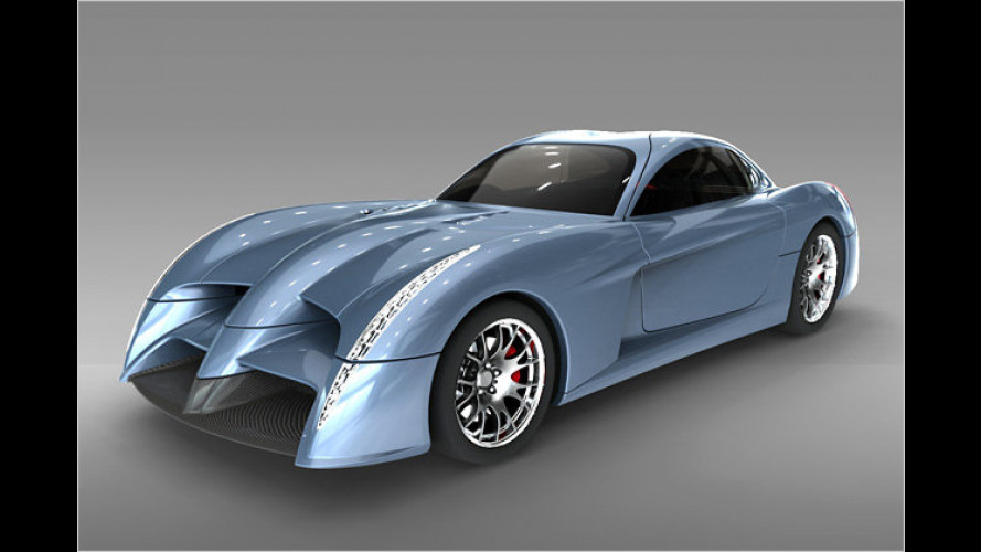 Panoz stellt Abruzzi ,Spirit of the Le Mans