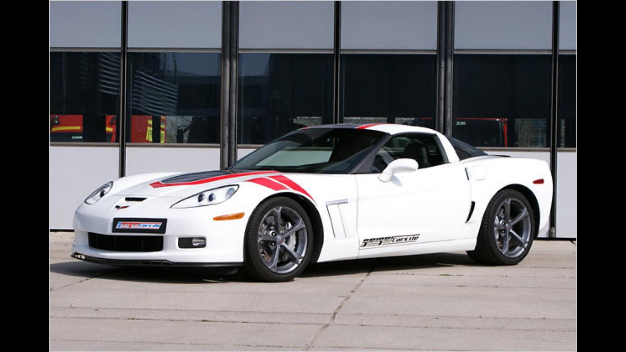Geiger Corvette Gran Sport