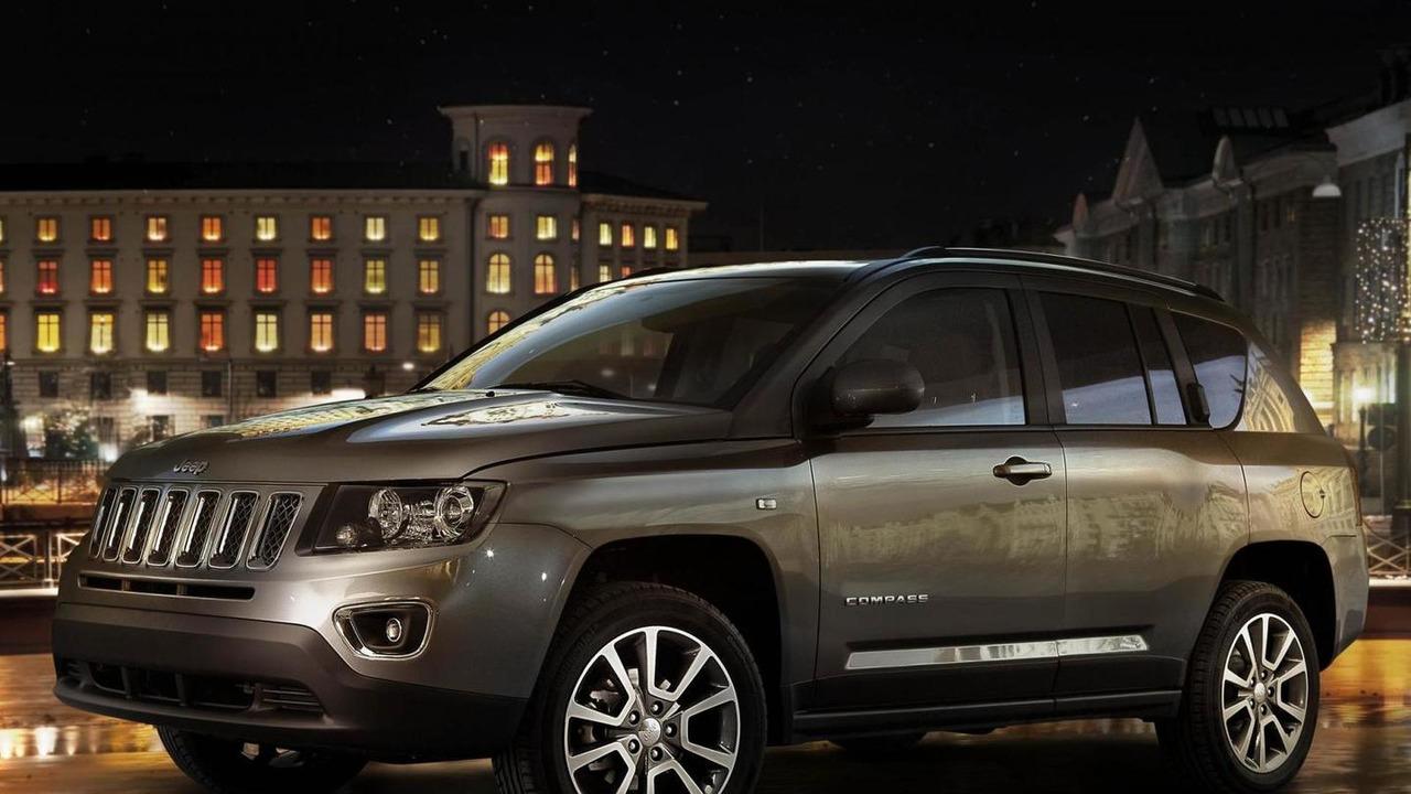 2014 Jeep Compass (Euro-spec)