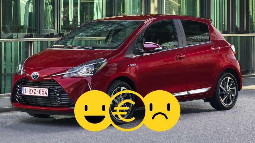 Promozione gamma Toyota #ripartiamoinsieme, perché conviene e perché no