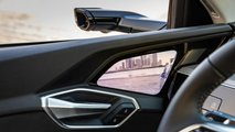 Audi e-tron: Außenspiegel-Kameras
