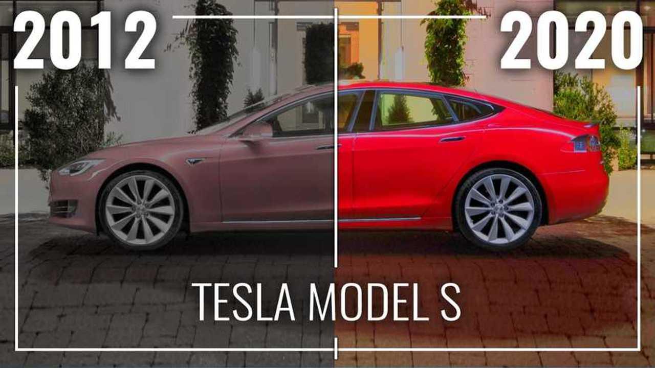 This Video Reveals Tesla's Hidden Upgrades And ...