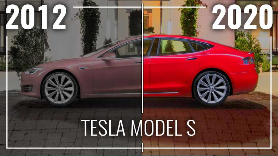 This Video Reveals Tesla's Hidden Upgrades And Improvements Over The Years