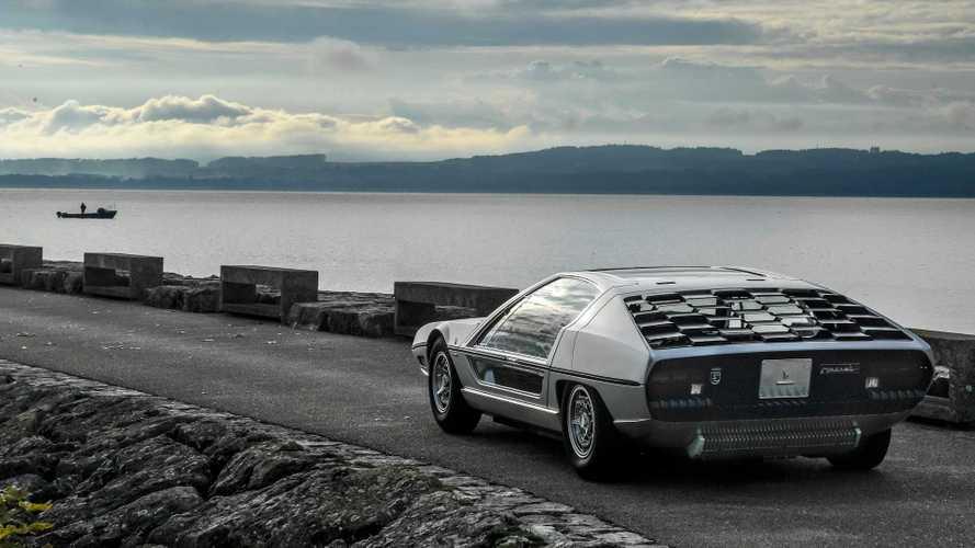 Lamborghini Marzal: концепт, оказавшийся дешевле рекламных полос