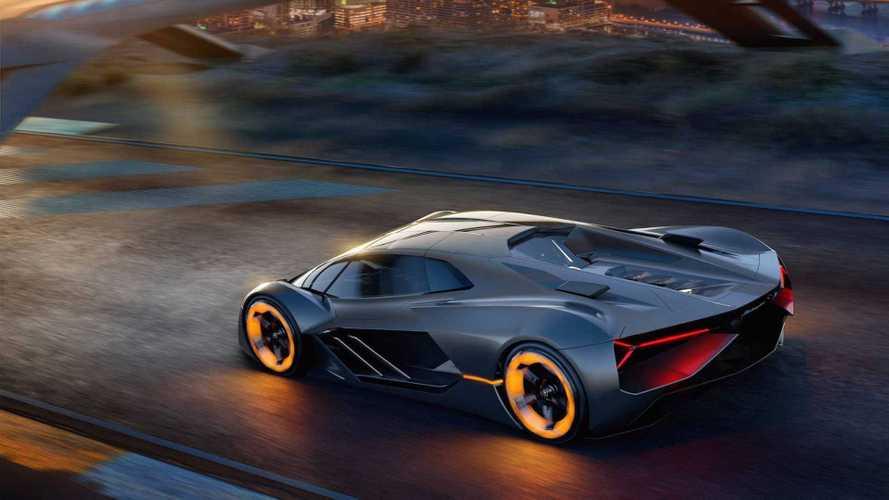 Porsche разработает шасси электрических суперкаров Audi и Lamborghini