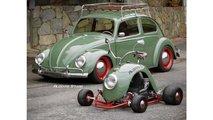 vw beetle go cart