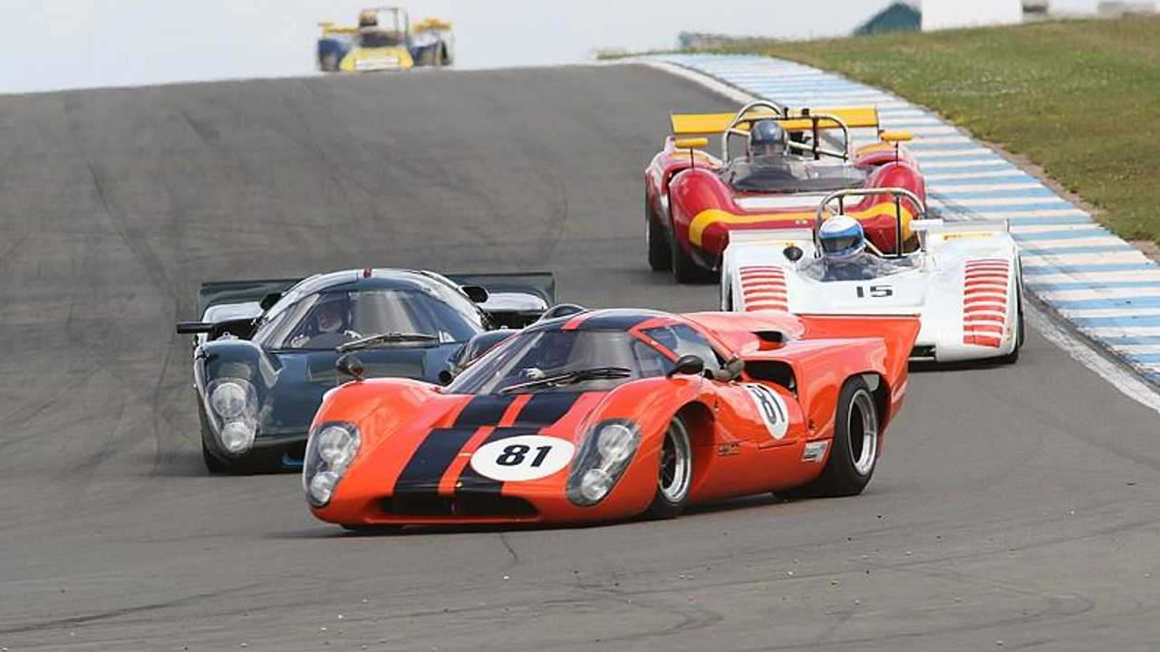 Donington gets new Masters Historic Festival for 2019