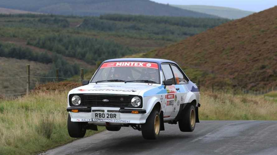 Historic Motorsport: Smith joins Escort party