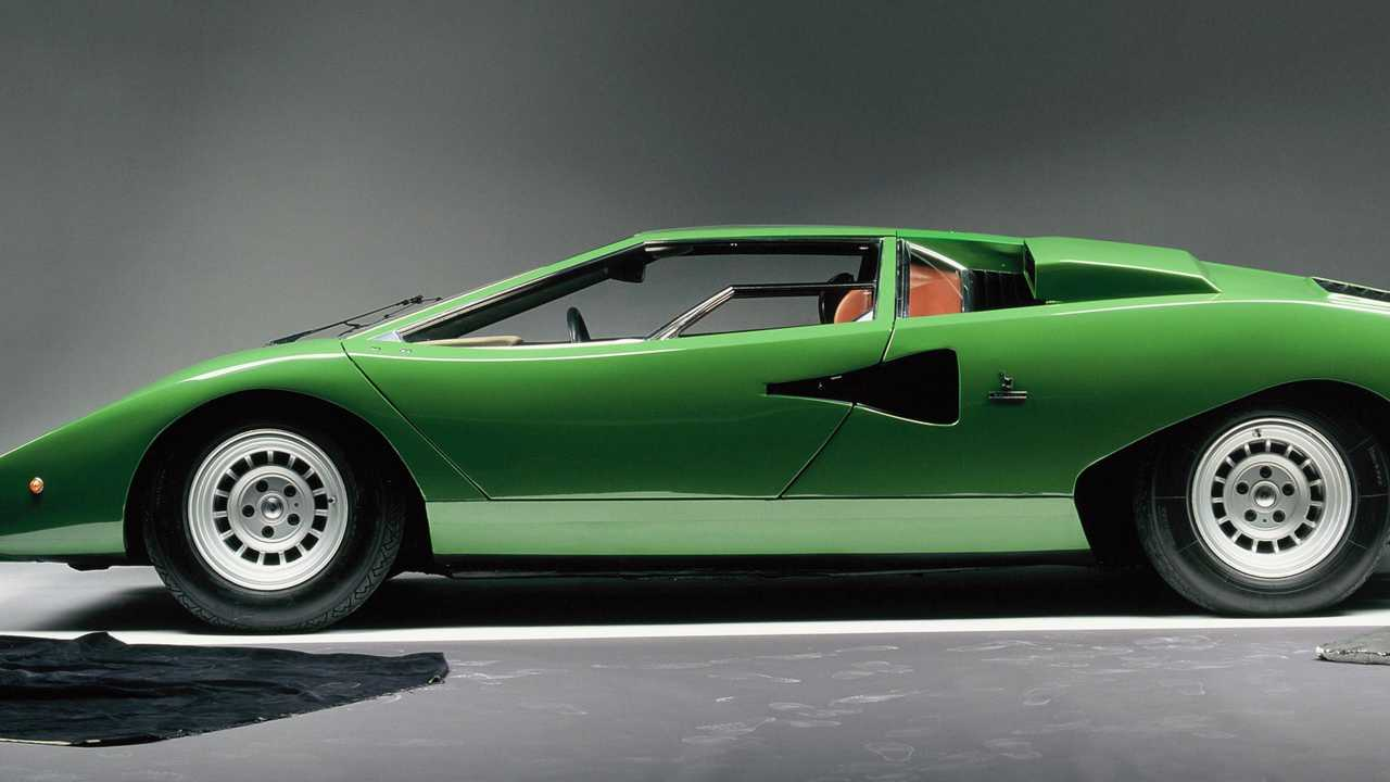 Top 10 1970s supercars