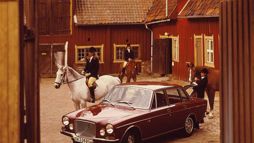 Celebrating 50 years of the Volvo 164