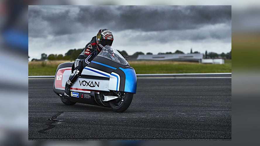 Voxan Wattman: moto elétrica de 425 cv quer ser a mais veloz do mundo