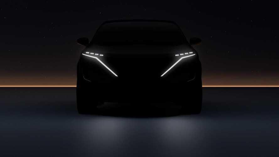 Nissan Ariya: SUV elétrico que estreia em 15 de julho ganha novo teaser