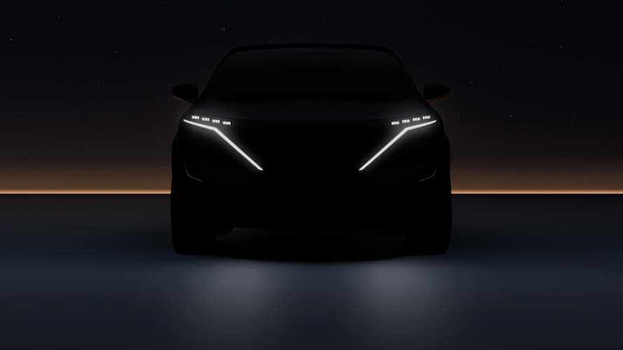 Nissan Starts A New Electrifying Chapter: Shows New Ariya Teaser
