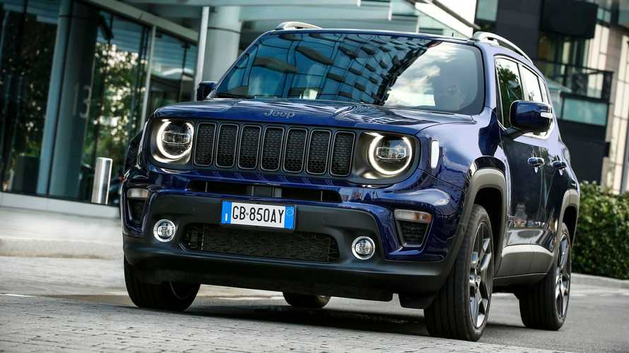 Jeep 100% elétrico será menor que o Renegade e pode ter plataforma PSA