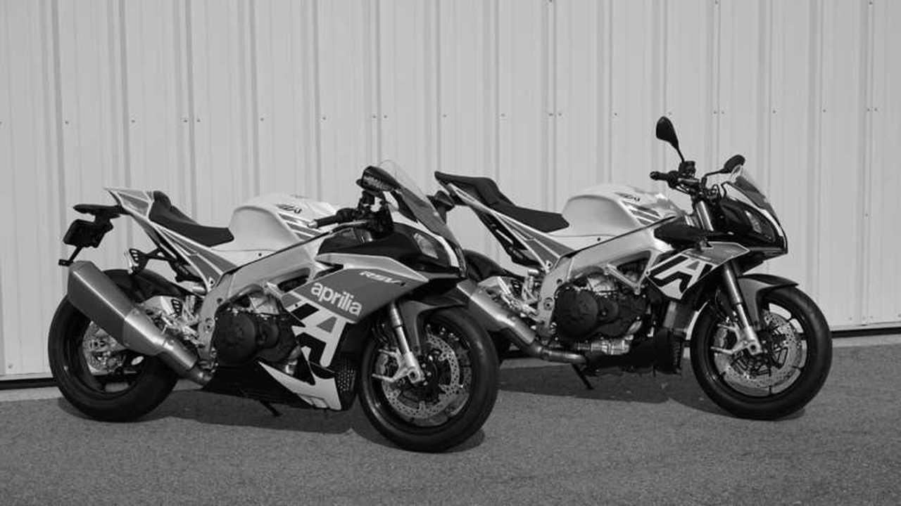 Aprilia RSV4 and Tuono Misano Limited Editions