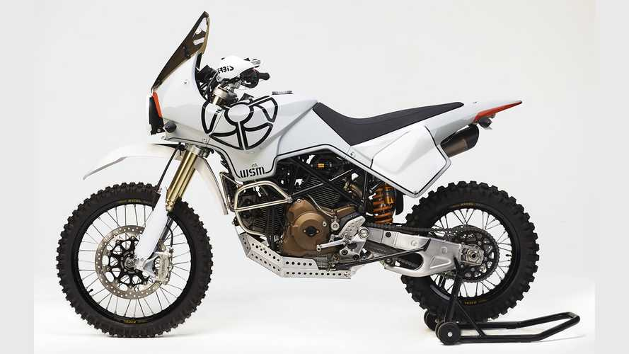 American Customizer Made The Ducati Scrambler Desert X A Reality