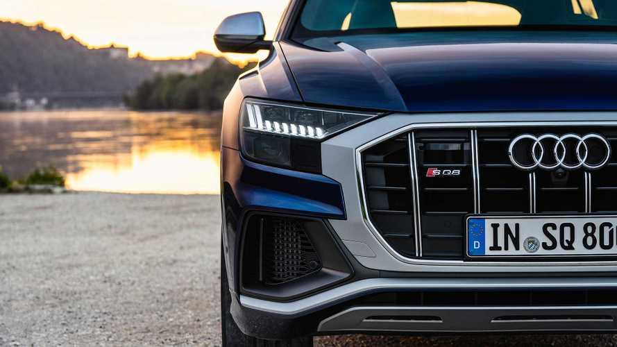 Audi SQ7 und SQ8 jetzt auch mit V8-Benziner
