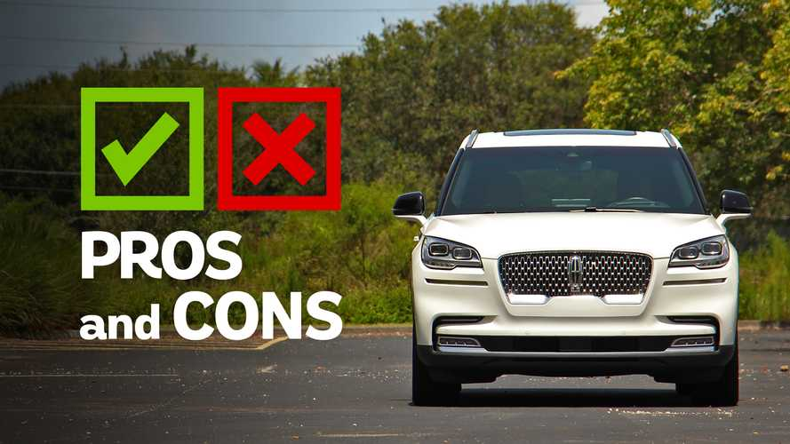 2020 Lincoln Aviator Reserve: Pros And Cons