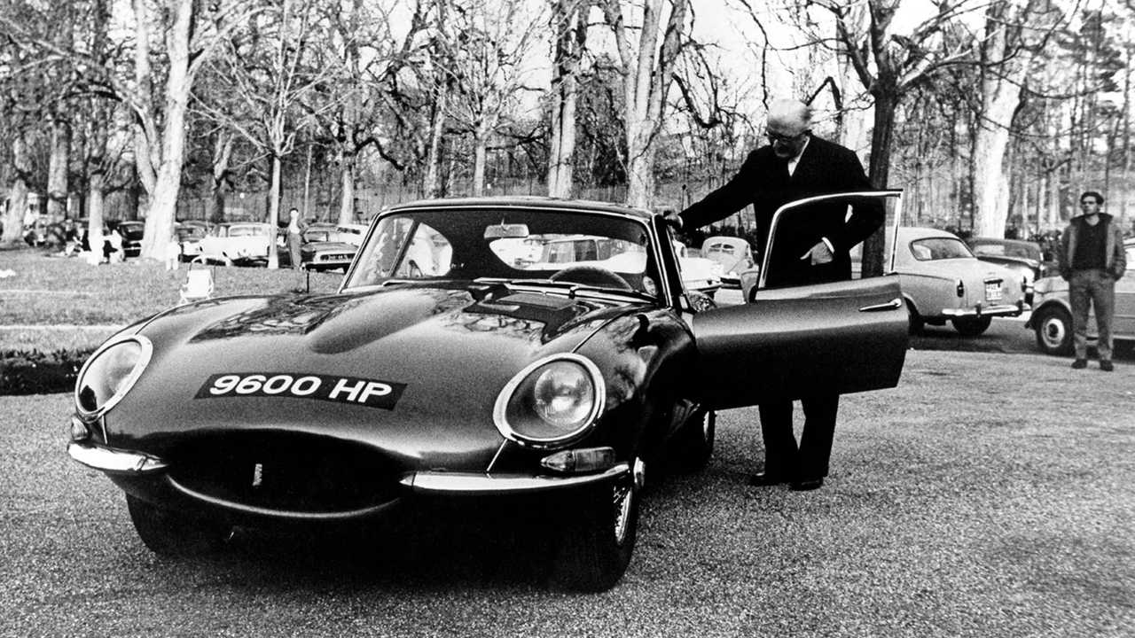 Jaguar E-Type 9600 HP
