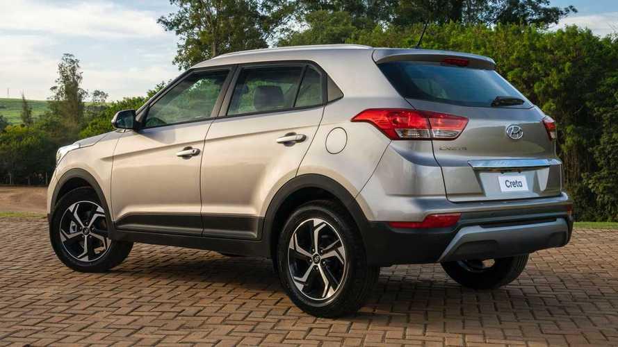 Hyundai Creta 2021 fica mais caro após reajuste; veja nova tabela