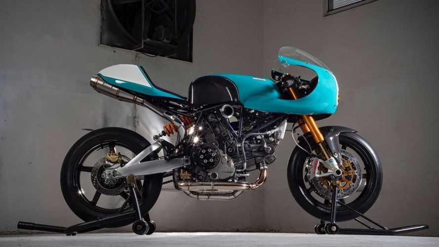Upscale Stallion: Scales Studio Custom Ducati 1200SS