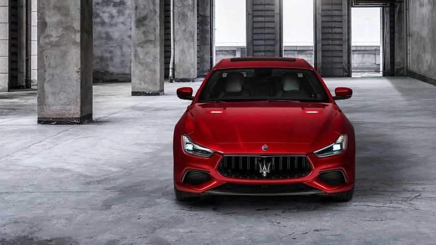 2021 Maserati Ghibli Trofeo, Quattroporte Trofeo, Levante Trofeo