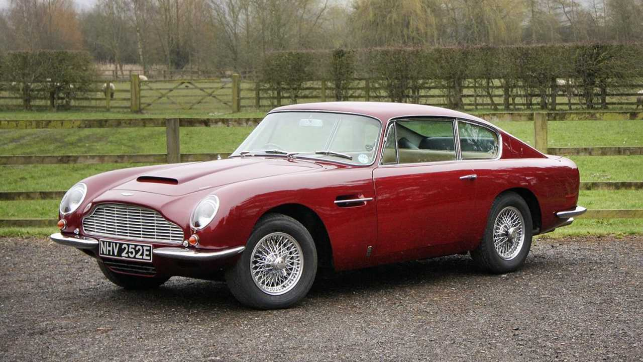 1967 Aston Martin DB6 for sale: The car 007 wishes he chose