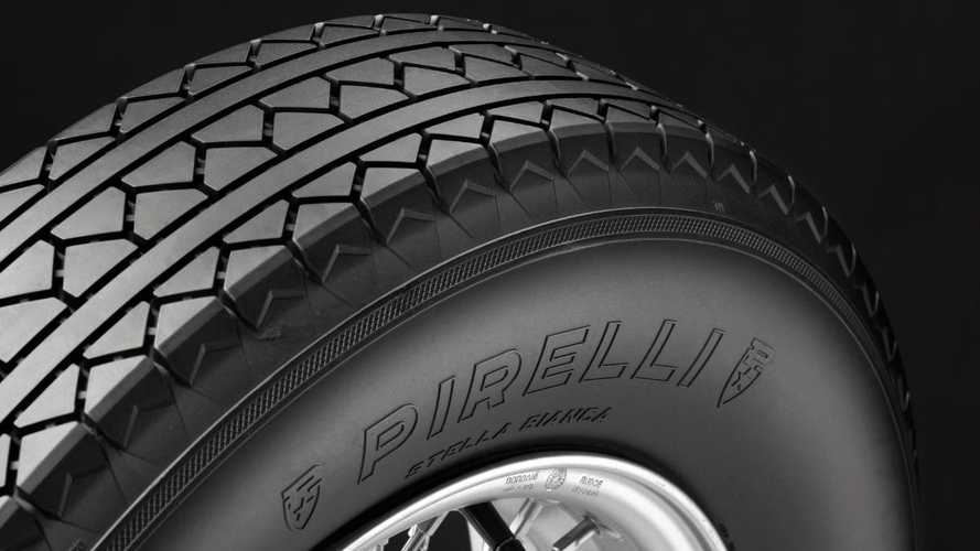 Pirelli launches new cross-ply tyres for classic cars