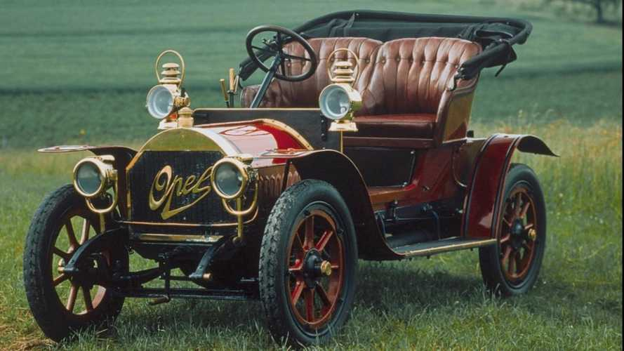 Opel celebrates 120 years of automotive engineering