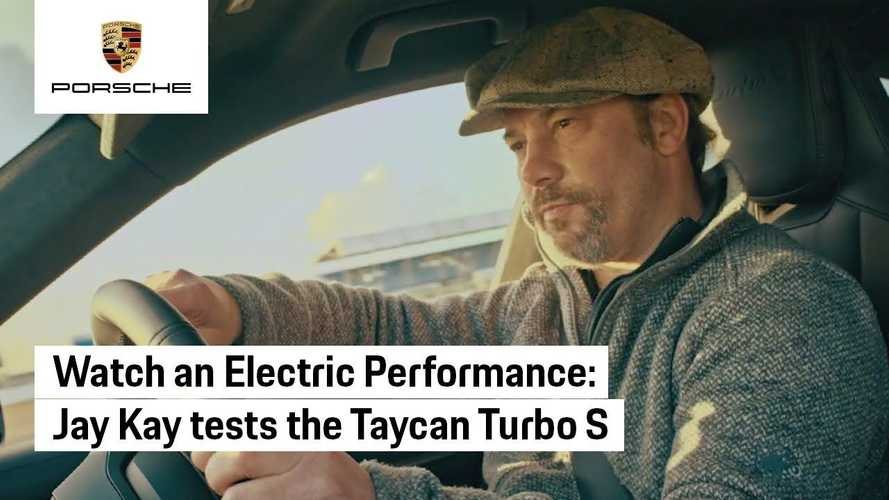 2020 Porsche Taycan Turbo S: Jay Kay Takes Us For A Ride On The Track
